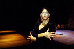 La bailaora trianera Manuela Carrasco recibe esta noche el XXXII Compás del Cante.