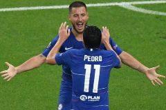 El Chelsea conquista la Europa League con un doblete de Hazard