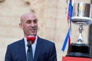 Luis Rubiales, nuevo vicepresidente de la UEFA
