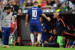 """Hazard, tras su exhibición: """"Se lo he dicho al Chelsea. Creo que esto es un adiós"""""""