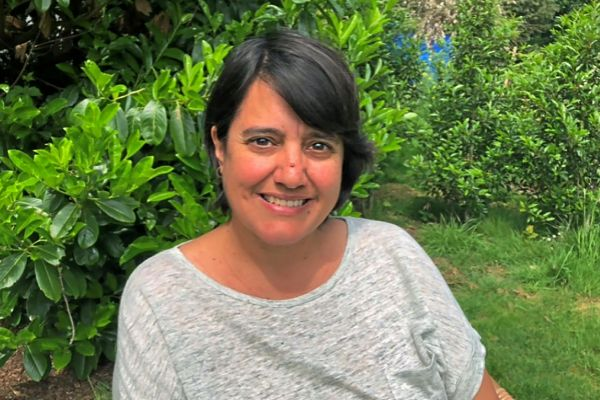 La epidemióloga Margarita Riera Montes trabaja en diferentes proyectos de investigación relacionados con las vacunas.
