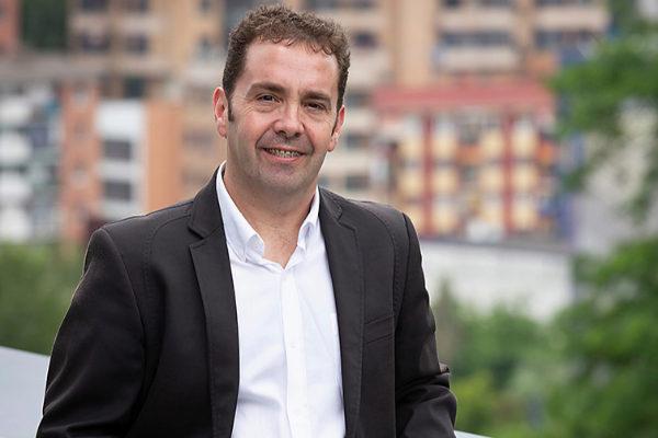 """Juan Carlos Abascal: """"Los retos del futuro en nuestra ciudad están bien encarados"""""""