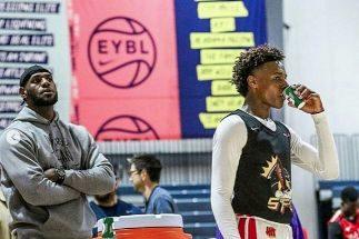 Cómo los hijos de las leyendas de la NBA dominan el baloncesto de California