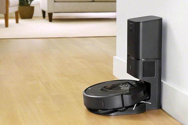 El robot aspirador Roomba 7+ es el rey del mambo