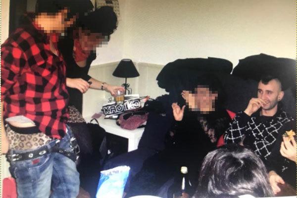 El presunto anarquista detenido en Italia, un español de 42 años.