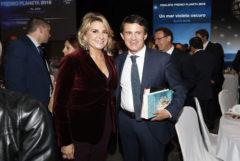 Valls y Gallardo, en una imagen del pasado octubre.