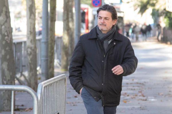 GRAFCAT1222. BARCELONA.- Fotografía de archivo (10/12/2018), del exdirigente de CDC <HIT>Oriol</HIT> <HIT>Pujol</HIT>, al que la juez de vigilancia penitenciaria ha revocado el tercer grado que la Generalitat le concedió en marzo pasado, a los dos meses de que ingresara en prisión para cumplir la pena de dos años y medio que se le impuso por cobrar comisiones ilegales en el caso ITV.