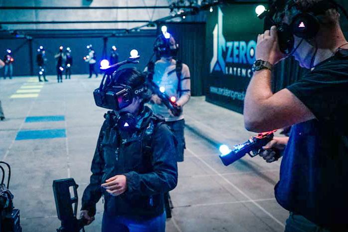 Zero Latency, la realidad virtual que no aisla a sus jugadores