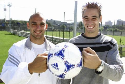 La Policía cree que Bravo y Borja amañaron el Valladolid-Valencia 48 horas antes del partido