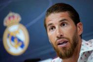 Real Madrid - <HIT>Sergio</HIT> <HIT>Ramos</HIT> Press Conference