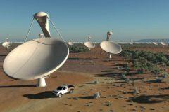 Científicos de la Universidad de Granada participan en el mayor radiotelescopio mundial