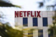 Las oficinas de Netflix en Los Ángeles.