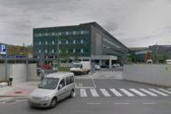 Hospital Universitario Lucus Augusti, lugar en donde la juez tomó declaraciones a la madre.