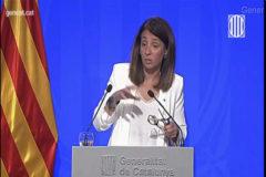 """El gran lío del Govern para defender que el independentismo """"ha ganado en Barcelona"""""""