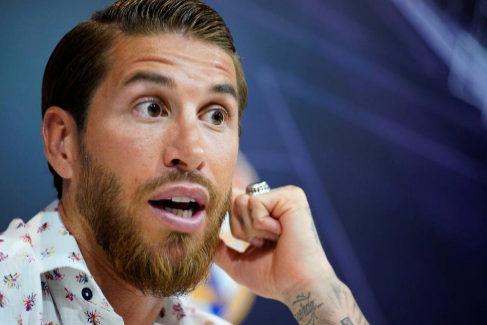 """Sergio Ramos zanja su futuro: """"Jugaría gratis en el Real Madrid"""""""