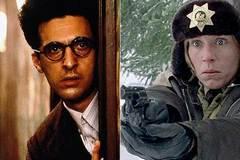 Imágenes de 'Barton Fink' y 'Fargo', dos filmes de los hermanos Coen.