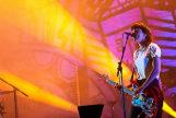 GRAF996. BARCELONA.- La cantante australiana <HIT>Courtney</HIT> Barnett, durante su actuación en la segunda jornada del el Primavera Sound, que vira claramente hacia las música urbanas y los ritmos latinos y afroamericanos, sin abandonar totalmente el pop y el rock, como demuestra la presencia de Interpol en esta primera jornada del multitudinario festival en el Parc del Fòrum.