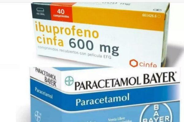 El Ibuprofeno De 600 Mg Y El Paracetamol De 1 Gr Habrá Que Comprarlos Con Receta Salud