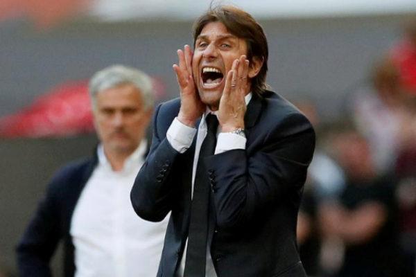 FILE PHOTO: New Inter Milan manager Antonio <HIT>Conte</HIT>