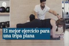 Aprende a hacer el mejor ejercicio para tener una tripa plana
