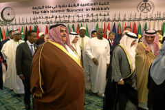 Riad buscar forjar un frente común con Teherán