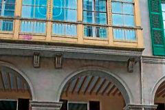 Sede del PP balear en la calle Palau Reial de Palma y muy cerca del Parlament.