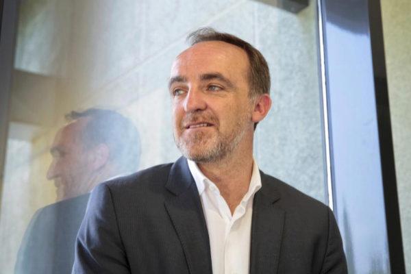 Javier Esparza, candidato de Navarra Suma a la Presidencia del Gobierno Foral.
