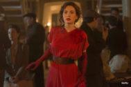 Ivana Baquero en una escena de la serie de  Netflix 'Alta Mar'
