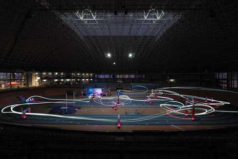 Carreras de drones: así es este nuevo deporte, entre MotoGP y los eSports