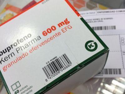 Por Qué Está Prohibido Vender Ibuprofeno 600 Sin Receta Médica Salud