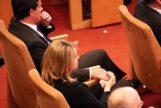 Manuel Valls y Susana Gallardo, enamorados