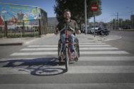 Elies Soler, responsable de la ortopedia Rodem y miembro de la comisión de movilidad de Cocemfe Valencia