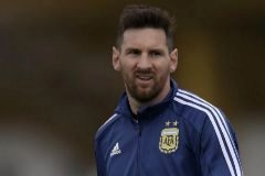 "Messi: ""No sé si voy a llegar al Mundial de Qatar"""