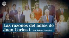 Las razones del adiós de Don Juan Carlos, por Jaime Peñafiel
