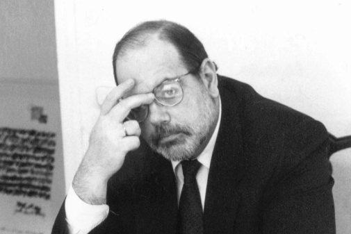 José Luis Martín Prieto, periodista.