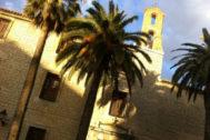 Palacio de Villardompardo, sede de los Baños Árabes de Jaén.