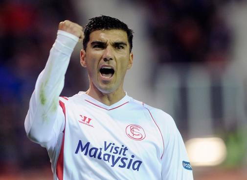 El futbolista José Antonio Reyes, fallecido en accidente de tráfico en Sevilla.