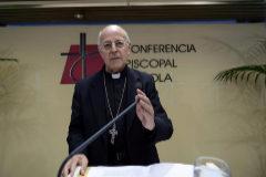 El presidente de la Conferencia Episcopal, Ricardo Blázquez