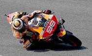 Scarperia (Italy).- Spanish Moto GP rider Jorge <HIT>Lorenzo</HIT> of Repsol Honda Team in action during the free practice session of the Motorcycling Grand Prix of Italy at the Mugello circuit in Scarperia, central Italy, 01 June 2019. (Motociclismo, Ciclismo, Italia) EPA/