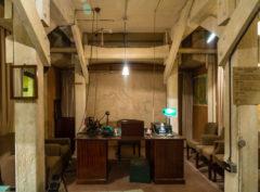 El Museo Churchill War Rooms.