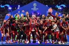 El Liverpool se quita la espina y conquista su sexto título