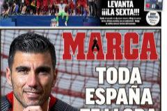 Así vienen las portadas de un domingo de recuerdo a Reyes y honores al Liverpool
