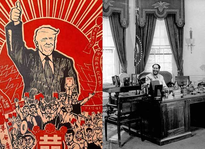 Resultado de imagen para guerra política entre eeuu y rusia china