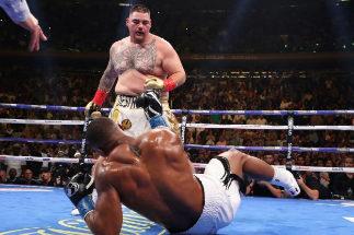 Sorpresón en el Madison: Ruiz Jr. tumba a Joshua y le arrebata los tres cinturones