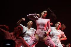 Rosalía expone su poder en el Primavera Sound