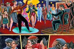 Ceesepe: del Rastro y los desfases al artista más vendido de la Movida