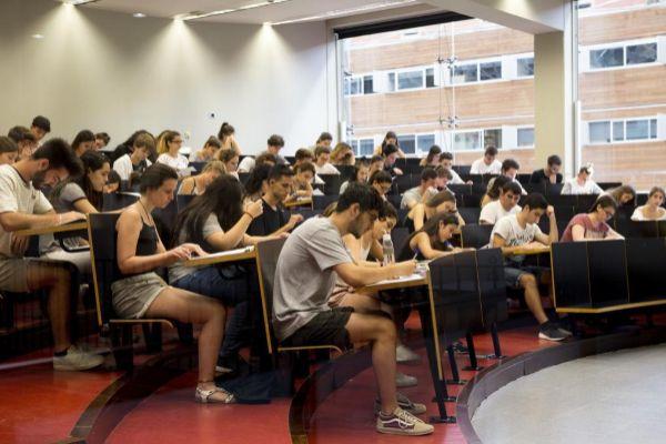 Hoy comienzan las pruebas de Selectividad en toda España.