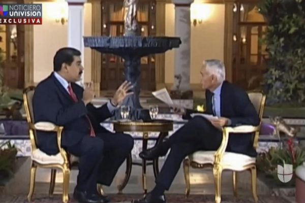 Crisis en Venezuela. <HIT>Jorge</HIT> <HIT>Ramos</HIT> recupera...