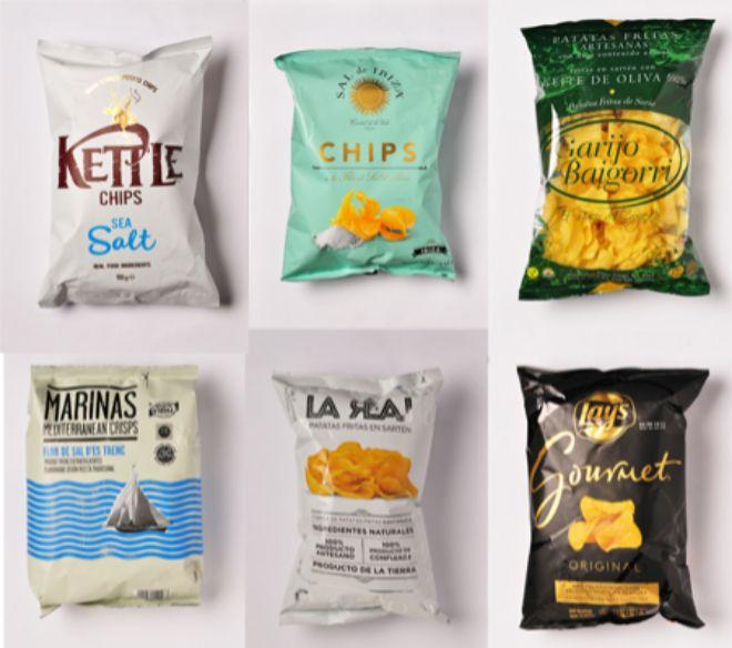 Patatas fritas de bolsa, ¿cuáles son las mejores del supermercado?
