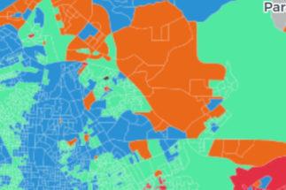 Así votaron tus vecinos en las elecciones municipales